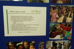 Will you sponsor a child?